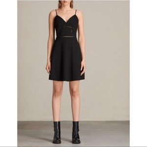 "AllSaints ""clementine"" dress"